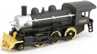 "Steam Engine Locomotive (7"")"