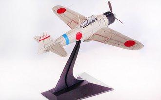 Mitsubishi A6M2 Zero-Sen/Zeke IJNAS 12th NAC, 3-116, Saburo Sakai, China, 1941