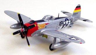 "P-47D Thunderbolt ""Saucy Susie"""