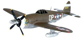 "P-47C Thunderbolt ""Missouri Kid, Sho Me"""