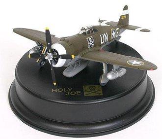 "P-47C-5 Thunderbolt ""Holy Joe"", 63rd Fs, 56th Fg, Halesworth, England 1943"