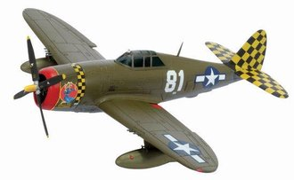 "P-47D Thunderbolt ""Dallas Blonde"""