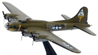 "B-17 Flying Fortress ""The Dutchess"" 358th BS, 1944"