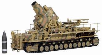 """1:35 Super Heavy Self-Propelled Mortar 60Cm Mörser """"Ziu"""""""
