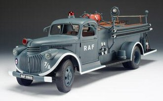 "1941 Chevrolet Fire Truck ""RAF"""