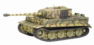 1:35 Tiger I Late Production w/Zimmerit S.Pz.Abt.508, Italy 1944