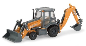 1:50 Case 580 Super N WT Loader Backhoe