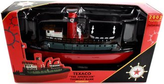 "1:128 Texaco ""American"" Tugboat (Bank)"