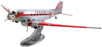 "Wings of Texaco #11 - ""Gooney Bird"" Douglas DC-3C (Brushed Metal Finish) (Special Edition)"