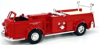 Caterpillar American LaFrance Fire Truck (Bank)