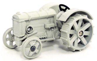 English Fordson Tractor (Gray)