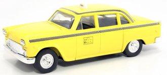 1959 Checker Taxi (Yellow)