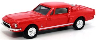 1968 Ford Shelby Cobra GT-500 (Red)