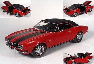 Authentics 1967 Chevy Camaro Z28