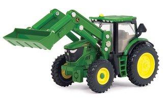 1:64 John Deere 6210R Tractor w/Loader