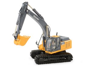1:50 John Deere 210G LC Excavator (High Detail)