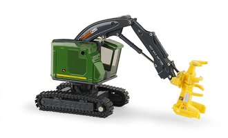 1:50 John Deere 859M Tracked Feller Buncher Log Harvester