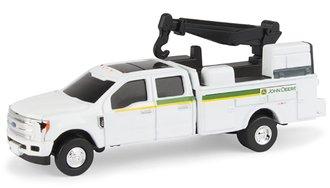 1:64 John Deere Ford F-350 Service Truck