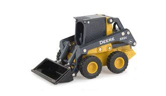1:50 John Deere 332G Skid Steer Loader