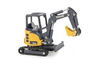 1:50 John Deere 35G Mini Excavator