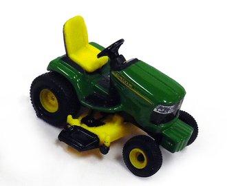 1:43 John Deere Lawn Tractor Mower