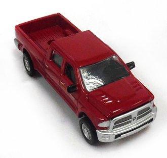 1:64 2012 RAM 2500 Pickup Truck (Red)