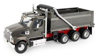 1:32 Western Star Dump Truck (High Impact Plastic)