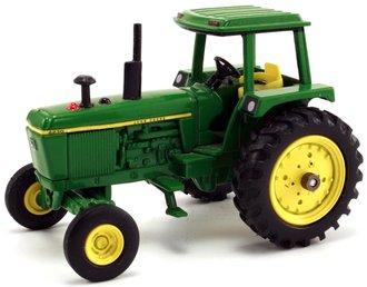 "John Deere 4230 Diesel Tractor w/4-Post Roll Gard ""1998 National Farm Toy Show"""