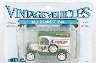 Winn-Dixie 1913 Ford T Delivery (White)