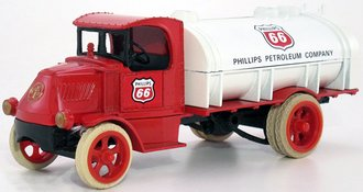 "1926 Mack Tanker ""Phillips 66"" (2nd Issue) (Red/White) (Bank)"