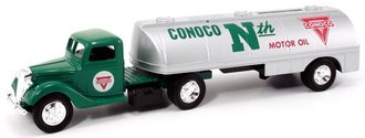 "1937 Ford Semi Tanker ""Conoco"" (Bank)"
