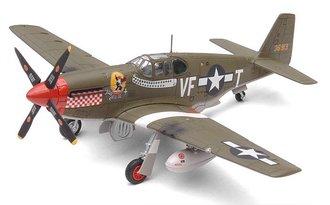"""P-51B Mustang """"Shangri La"""""""