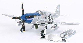 """P-51B Mustang """"Patty Ann II"""""""
