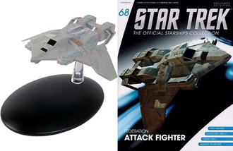 Star Trek - Federation Attack Fighter