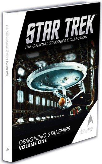 Star Trek - Designing Starships Reference Book (Vol 1)
