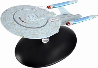 "Star Trek - USS Enterprise NCC1701-C ""Probert Concept"""