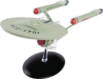Star Trek - U.S.S. Enterprise NCC-1701 (Large Scale Ship)