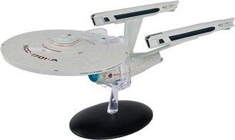 """Star Trek - USS Enterprise NCC-1701A """"Captain James T Kirk"""""""