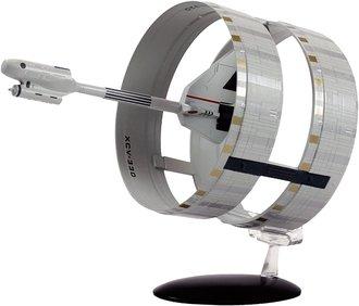 Star Trek - USS Enterprise SCV-330 (Earth Spacecraft)