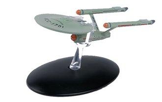 "Star Trek - USS Enterprise ""NCC-1701"" Captain James T Kirk"