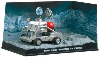 1:64 Diamonds Are Forever Moon Buggy