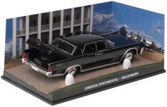 1:43 Goldfinger Lincoln Continental Sedan