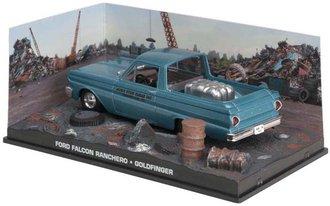 Goldfinger Ford Falcon Ranchero