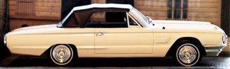 Thunderball Ford Thunderbird