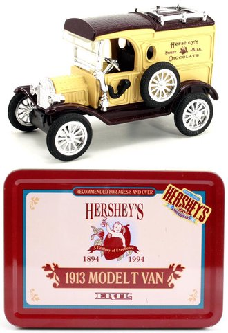 Hershey's 1913 Ford Model T Delivery w/Tin