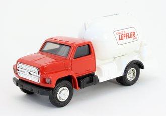 "1:24 Ford Propane Truck Bank "" Carlos Leffler Inc"" (Bank)"