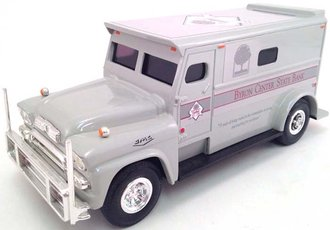 "1959 GMC Armored Truck ""Byron Center State Bank"" (Bank)"