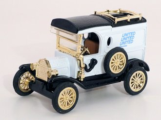 United Van Lines 1913 Ford Model T Delivery (Bank)