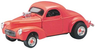 1941 Willys Coupe w/Engine (Rose)