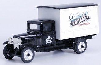 Coors 1930 Chevy Box Van w/Tin